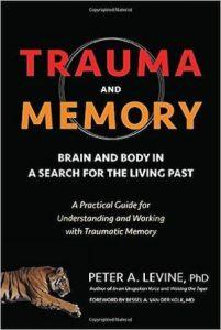 Peter Levine, Trauma and Memory, Radio