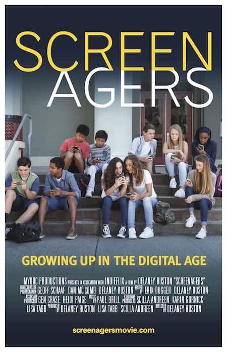 teens, screenagers, health, cell phones,