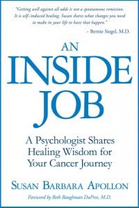 cancer care, healing from cancer, psychology